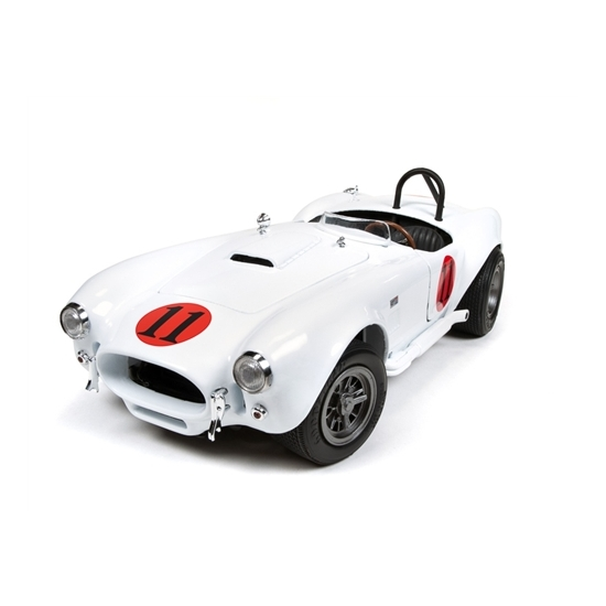 "1:18 Shelby Cobra Elvis Presley Car from ""Spinout"" (1965)"