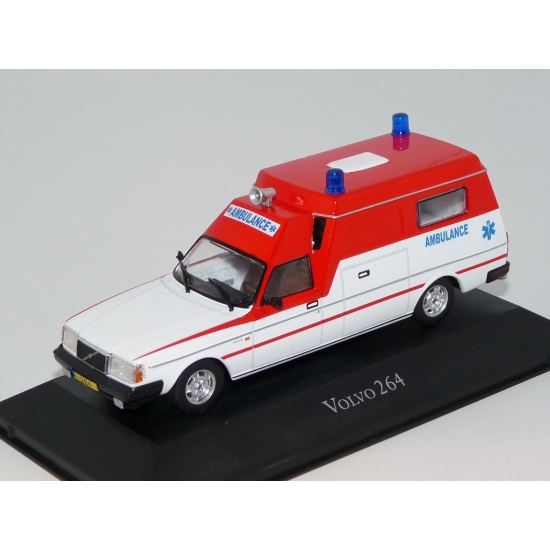 1:43 Volvo 264 Ambulans