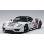 1:18 Porsche 918 Weissach Package (2013)