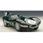 1:18 Jaguar D-Type Le Mans Winner 1955