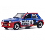 1:18 Renault R5 Turbo #16 Tour de Course 1984