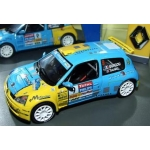 1:43 Renault Clio Rally Charbonniere 2004