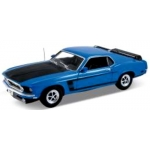 1:18 Ford Mustang Boss 302 (1970)