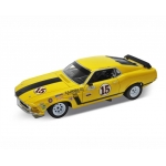 1:18 Ford Mustang Boss 302 #15 G.Follmer 1970