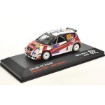 1:43 Citroen C2 S1600 S. Ogier Rally Mexico 2008