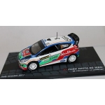 1:43 Ford Fiesta RS WRC Rally Sweden 2011