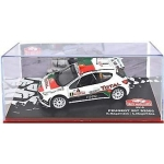 1:43 Peugeot 207 S2000 Rally Monte Carlo 2010