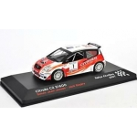 1:43 Citroen C2 S1600 #1 Rally Antibes 2007
