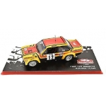 1:43 Fiat 131 Abarth M.Mouton Rally Monte Carlo 1980