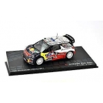 1:43 Citroen DS3 WRC S. Loeb Rally Mexico 2011