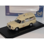1:43 Mercedes Binz Stritch 8 W114 Deutsches Rotes Kreuz