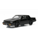 1:43 Buick Grand National GNX Fast & Furious (1987)