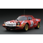 1:18 Lancia Stratos HF #6 Rally Tour DeCourse 1975