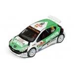 1:43 Peugeot 207 S2000 Ypres Rally 2009