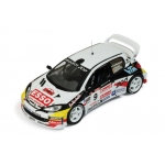 1:43 Peugeot 206 WRC Rally Cypres 2000