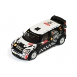 1:43 Mini Countryman WRC #12 Rally Monte Carlo 2012
