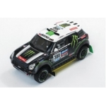 1:43 Mini All 4 Racing #300 S.Peterhansel-J.P.Cottret 2014