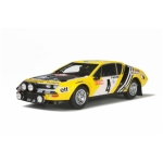 1:18 Renault Alpine A310 1600 #4 Rally Monte Carlo 1976