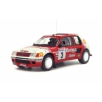 1:18 Peugeot 205 T16 Darniche #3 Rallye Ypres 1985