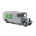 1:18 NAG Bussing Auto Union racing transporter