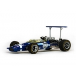 1:43 F1 Lotus 49B Jo Siffert Winner British GP 1968