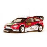 1:18 Ford Focus RS WRC Villagra #9 2009