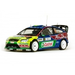 1:18 Ford Focus RS WRC Duval #4 2008