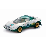 1:18 Lancia Stratos HF #14 Rally Monte Carlo Winner 1975
