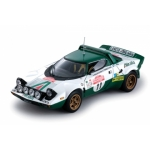 1:18 Lancia Stratos HF #11 Rally San Remo Winner 1975