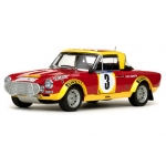 1:18 Fiat 124 Abarth #3 Safari Rally 1974