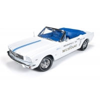 1:18 Ford Mustang 1/2 Cabrio Indy Pace Car 1964