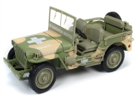 1:18 Jeep Willys US Army Medic (1941)