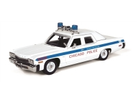 1:43 Dodge Monaco Chicago Police (1974)