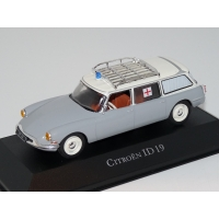 1:43 Citroen ID19 Ambulans