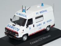 1:43 Citroen C25 Ambulance (1984)