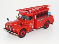 1:43 Citroen 46CD Drouville Fire Rescue
