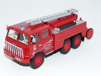 1:43 Berliet FF 6×6 Fire Rescue (1965)