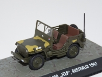1:43 Jeep Willys (1942)