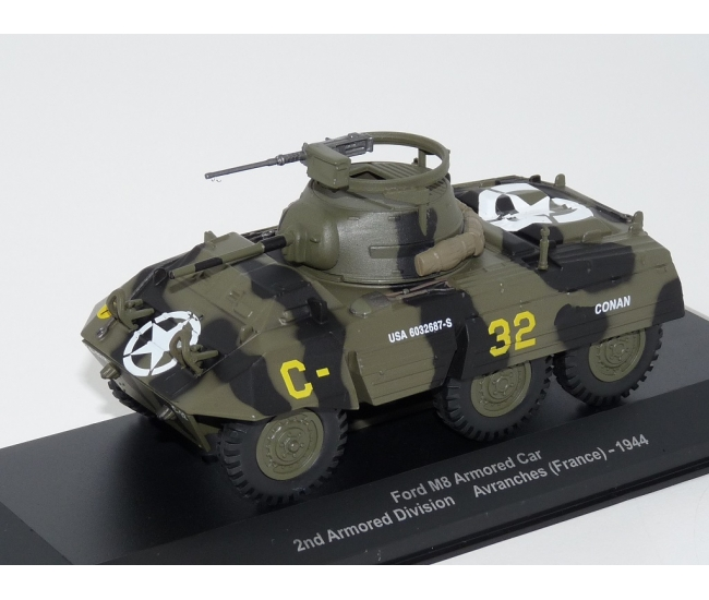 1:43 Ford M8 Armored Car (1944)