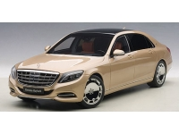 1:18 Mercedes Maybach S600
