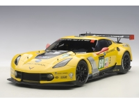 1:18 Chevrolet Corvette C7R Le Mans Winner 2015