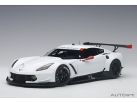 1:18 Chevrolet Corvette C7.R Plain Body