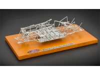 1:18 Maserati Tipo 61 Birdcage Space Frame