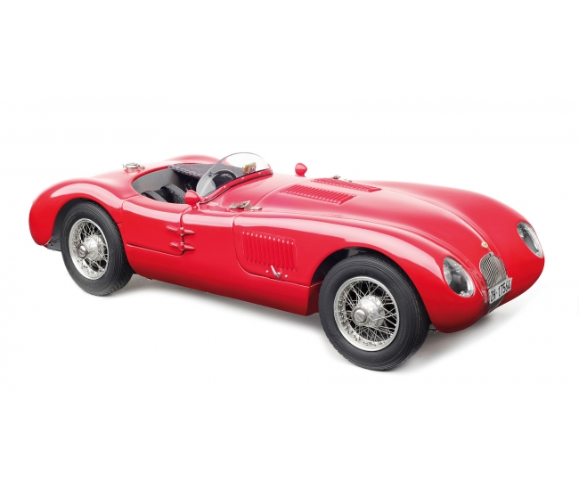1:18 Jaguar C-Type (1952)