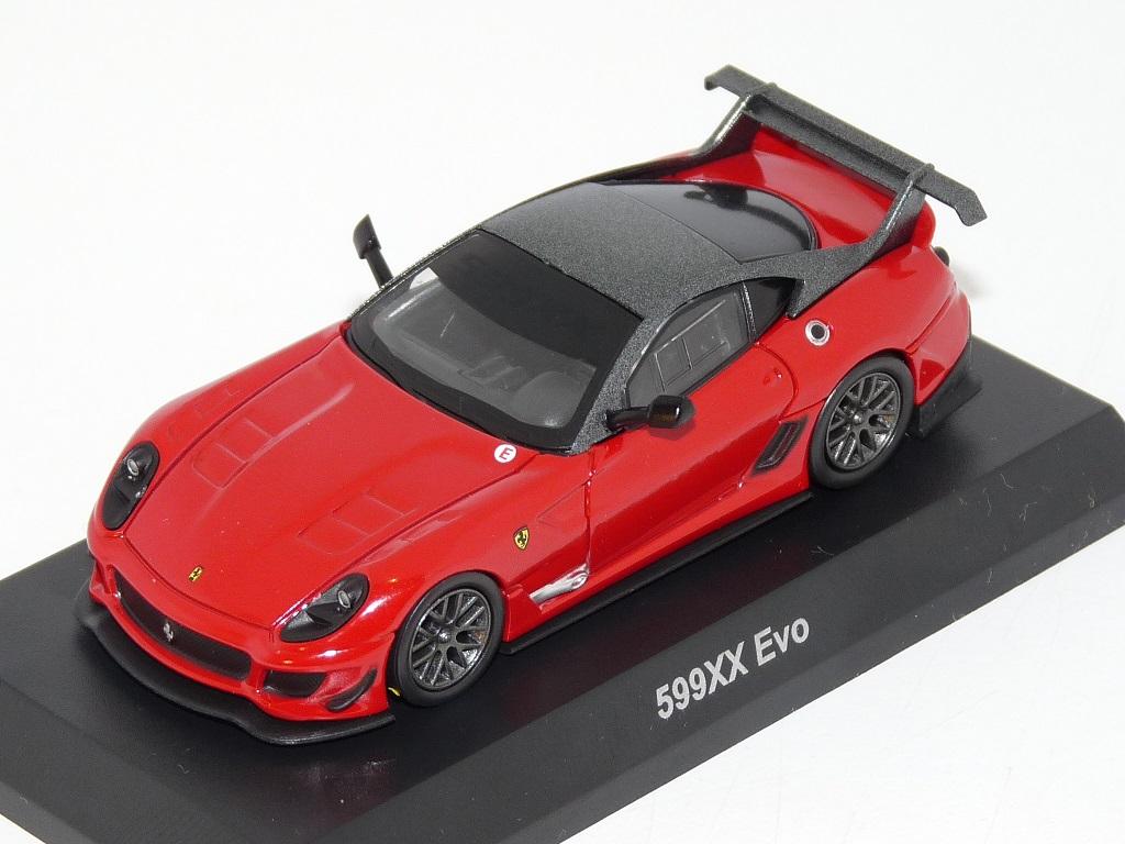 1 64 Ferrari 599xx Evo