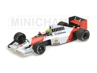 1:18 F1 McLaren MP4/5B #27 A. Senna World Champion 1990
