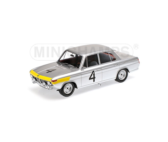 1:18 BMW 1800 TISA Ickx/Van Ophem Winners 24h SPA 1965