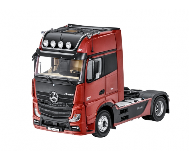 1:18 Mercedes Actros GigaSpace 4x2 FH25