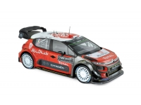 1:18 Citroen C3 WRC Official Presentation Version (2017)