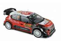 1:18 Citroen C3 WRC #7 K.Meeke Winner Rally Spain 2017